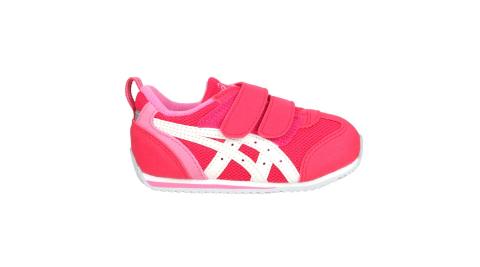 ASICS IDAHO BABY 3 男女兒童運動鞋-慢跑 亞瑟士 童鞋 玫紅白@TUB165-1901@