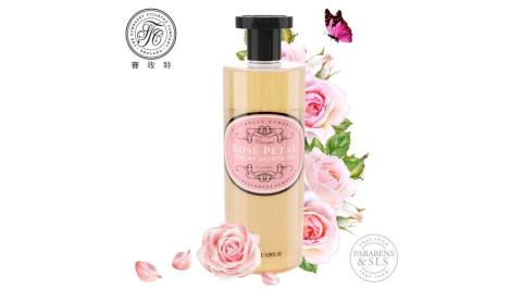 英國賽玫特Somer自然歐洲香水奢華沐浴露500ml-玫瑰花瓣