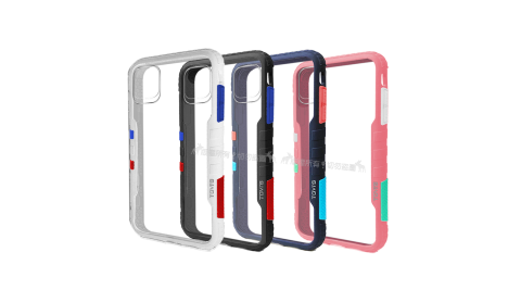 TGVi'S 極勁2代 iPhone 11 6.1吋 個性撞色防摔手機殼 保護殼