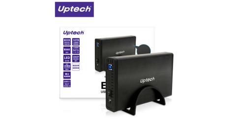 Uptech登昌恆 EHE305(A) USB 3.1 3.5吋硬碟外接盒