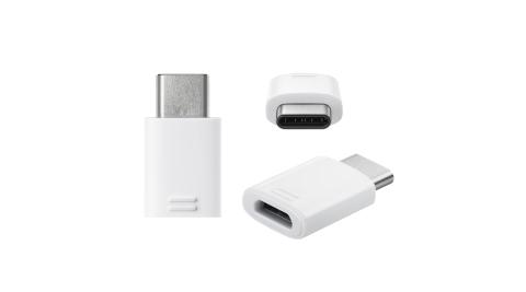 SAMSUNG 三星 Micro USB to Type C 原廠轉接器 (密封袋裝)