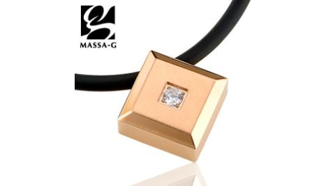 MASSA-G LJ純鈦系列【the Diamond】玫瑰磚