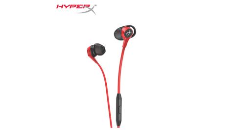 【HyperX】Cloud Earbuds 入耳式耳機 [HX-HSCEB-RD]