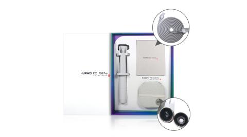 HUAWEI 華為 原廠攝影禮盒組(含藍芽自拍桿+鏡頭組+傳輸線) P和Nova系列適用