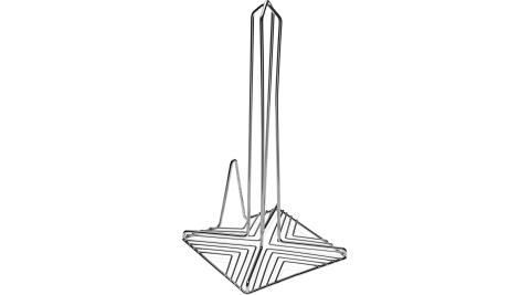 《VERSA》廚房衛生紙架(幾何)