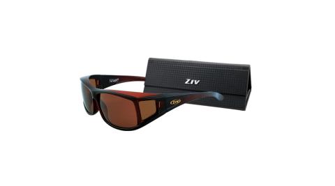 【ZIV】ZIV-運動眼鏡茶色-24-S100013 ELEGANT系列 可直接戴在近視眼鏡上 墨鏡 太陽眼鏡