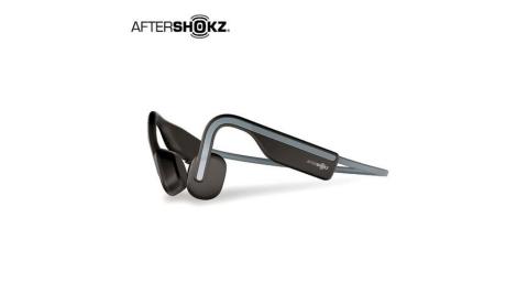 【AFTERSHOKZ】OPENMOVE AS660 骨傳導藍牙運動耳機-神祕灰