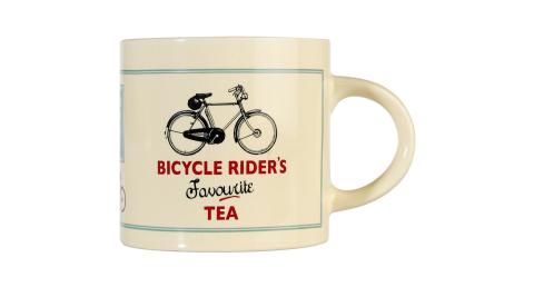 《Rex LONDON》陶製馬克杯(腳踏車325ml)