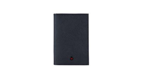 福利品 瑞士國鐵國徽系列名片夾-黑XW-190102