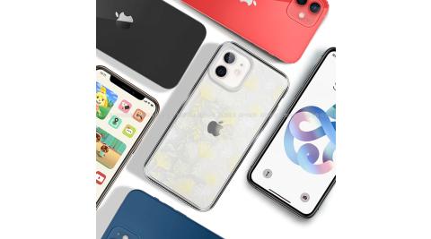 MOOTUN for iPhone 12 mini 5.4吋 防護晶透保護殼 - 秋日樹葉