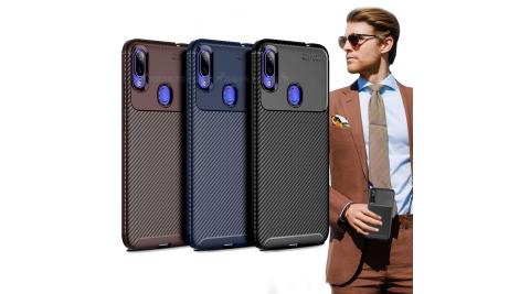 爵士焦點 紅米Note 7 碳纖維防指紋軟式手機殼