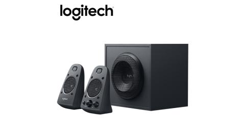 【logitech 羅技】Z625 音箱系統