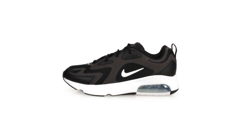 NIKE AIR MAX 200 男休閒鞋-氣墊 慢跑 經典 復古 黑灰白@CI3865001@