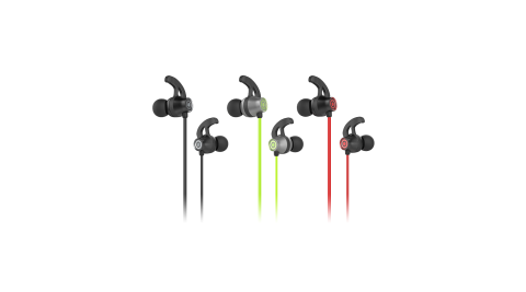 hoco M35 靈悅運動耳撐 可通話入耳式耳機_單鍵線控