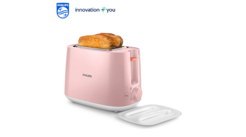 PHILIPS飛利浦 電子式智慧型厚片烤麵包機 HD2584
