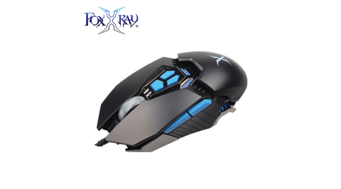 【FOXXRAY 狐鐳】FXR-SM-67 狂戰獵狐電競滑鼠
