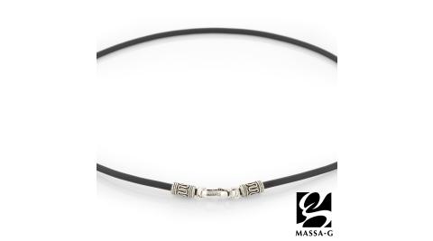 MASSA-G 銀鍺系列 阿特密斯Mini 3mm鍺鈦項圈
