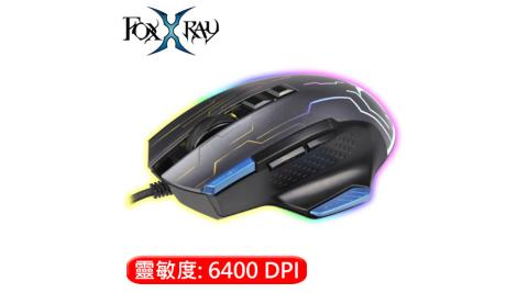 FOXXRAY 狐鐳 FXR-SM-28 彗星獵狐電競滑鼠