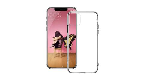 XLME for iPhone 11 Pro Max 防摔全透明防摔軍規殼