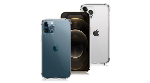 AISURE for iPhone 12 Pro Max 6.7吋 安全雙倍防摔保護殼
