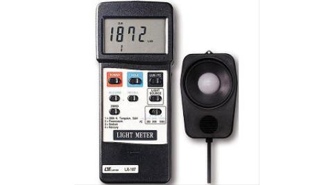 Lutron 智慧型照度計 LX-107