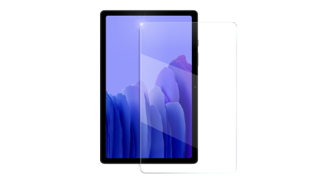 Xmart for 三星 Samsung Galaxy Tab A7 2020 10.4吋 T500 T505 T507 強化指紋玻璃保護貼
