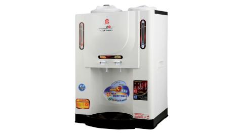 晶工牌全自動溫熱開飲機 JD-3601