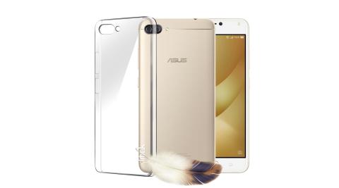 華碩 ASUS ZenFone 4 Max (ZC554KL) 5.5吋 超薄羽翼II水晶殼 手機殼(耐磨版)