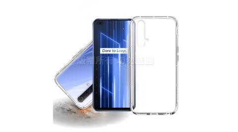 Xmart for Realme X50 / X3 加強四角防護防摔空壓氣墊殼