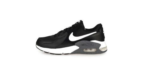 NIKE AIR MAX EXCEE 男休閒運動鞋-慢跑 氣墊 黑白@CD4165001@