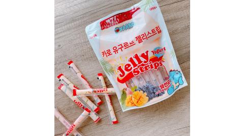 《KAARO》 草莓乳酸菌風味果凍條 8包