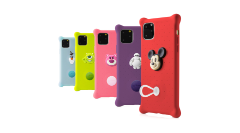 BONE IPhone 11手機殼 - 迪士尼授權泡泡保護套