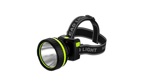 中華豪井俐亮聚光頭燈(充電式) ZHEL-H02