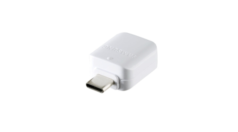 SAMSUNG Type-C to USB 原廠OTG轉接頭 (密封袋裝)