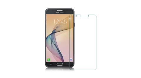 XM Samsung Galaxy J7 Prime 厚膠服貼防指紋玻璃保護貼