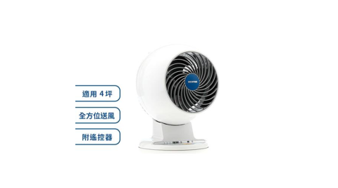 IRIS C15T 空氣對流循環扇 白色 PCF-C15T(含遙控器)