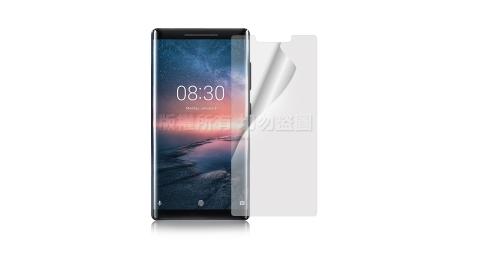 NISDA for Nokia 8 Sirocco 高透光抗刮螢幕保護貼-非滿版