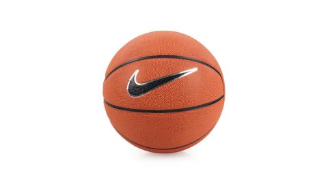 NIKE LEBRON ALL COURTS 7號球-戶外 籃球 橘黑銀@NKI1085507@