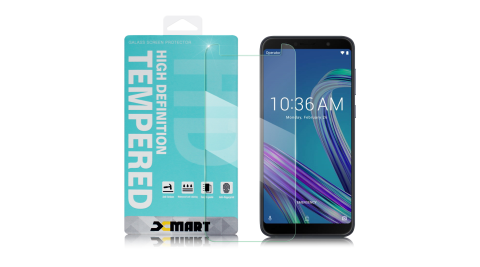 Xmart for ZenFone MAX Pro M1 ZB602KL 薄型 9H 玻璃保護貼