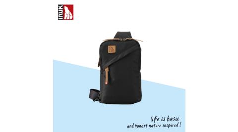 【INUK】我的調色盤 | PRIMARY Fisher BK | 肩背包 3L 休閒包/旅遊包/肩背包