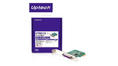 Uptech 登昌恆 UTB515 Parallel擴充卡