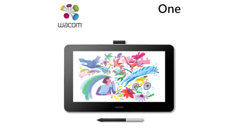 Wacom One Creative Pen Display DTC133 創意手寫繪圖液晶螢幕