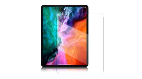 Xmart for 2020 iPad Pro 12.9吋(2020 /2018通用) 強化指紋玻璃保護貼