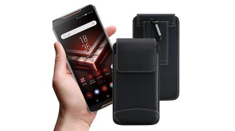 CITY 品味爵士 for vivo Y19 /紅米 Note 8T手機用腰掛腰包皮套-送扣環