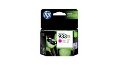 HP CN055AA NO.933XL 紅色墨水匣