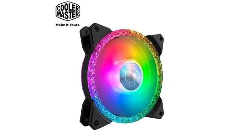 Cooler Master MasterFan MF120 Prismatic ARGB風扇