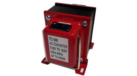 雙向110V↔100V 升降壓變壓器 500W