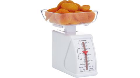 《KitchenCraft》指針料理秤(450g)