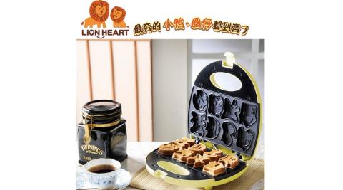 【獅子心】可愛造型雞蛋糕機 / 鬆餅機 / 點心機 / LCM-131