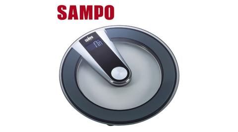 【聲寶 SAMPO】語音強化玻璃體重計 / 體重機 / BF-L1109ML
